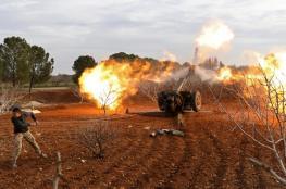"""النظام السوري يستعد للانقضاض على """"ادلب """" وروسيا تصف المعارضة """"بالخراج المتقيح"""""""
