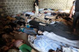 عميد سوري: لدى الأسد مئات الأطنان من الأسلحة الكيماوية
