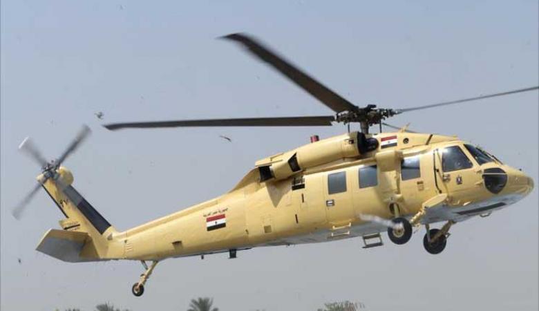 سقوط طائرة عسكرية شمالي مصر ومصرع قائدها