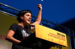 """القضاء الاسباني يصدر مذكرة اعتقال بحق ناشطة متهمة بـ""""التحريض"""" على استقلال كتالونيا"""