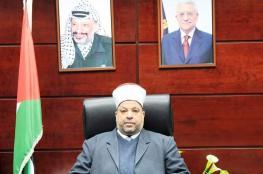 وزير الأوقاف يدعو إلى وقف الهجمة المسعورة على المسجد الأقصى
