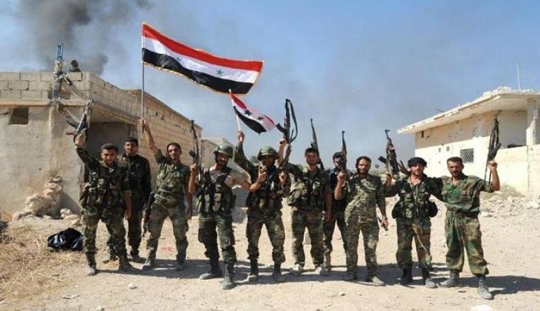 الجيش السوري يواجه الهجوم التركي