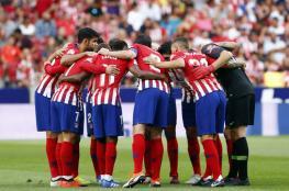 أتليتكو مدريد يصعد الى المركز الثاني خلف برشلونة