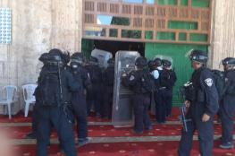 فتح: ما يجري في الأقصى جريمة ضد المسلمين والمسيحيين والزعماء العرب