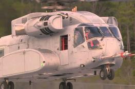 مقتل جنود امريكيين في تحطم طائرة هيلكوبتر هجومية