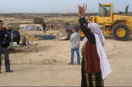 """للمرة الـ 146.. """"إسرائيل"""" تهدم قرية العراقيب"""