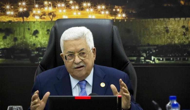 """الرئيس عباس يبلغ البحرين موقفه الرسمي بشأن  """"ورشة المنامة """""""