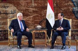 الرئيس يجتمع بنظيره المصري في القاهرة