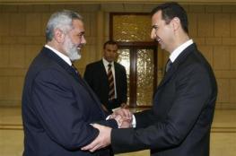هنية : منعنا هجمات على سوريا ولم نسيء لنظامها يومًا