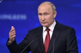 بوتين: العلاقات بين روسيا وأمريكا متدهورة من أسوأ إلى أسوأ