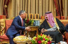 مباحثات أردنية سعودية حول الاعتراف الامريكي بالقدس