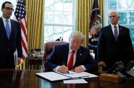 أول تعليق من إيران على العقوبات الأميركية الجديدة