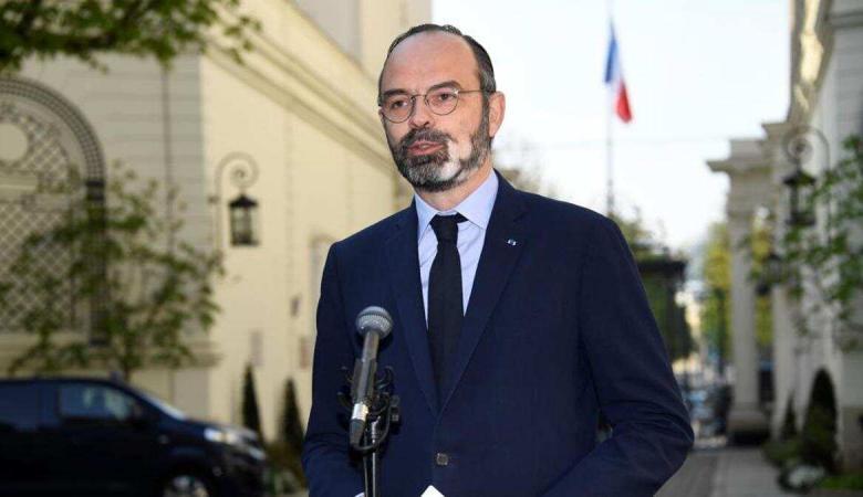 """فرنسا : استقالة رئيس الوزراء """"ادوار فيليب """""""