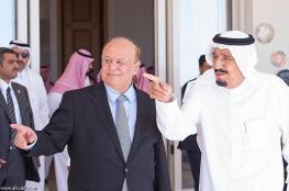 هادي: السعودية قدمت 10 مليارات دولار لإعمار اليمن
