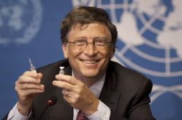 بيل غيتس يكشف عن موعد طرح أول لقاح فعال ضد فيروس كورونا