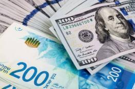 الشيكل مقابل الدولار.. سيناريوهات الاتجاه للأيام المقبلة