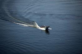 اصابة صياد واعتقال آخرين غرب ميناء رفح جنوب قطاع غزة