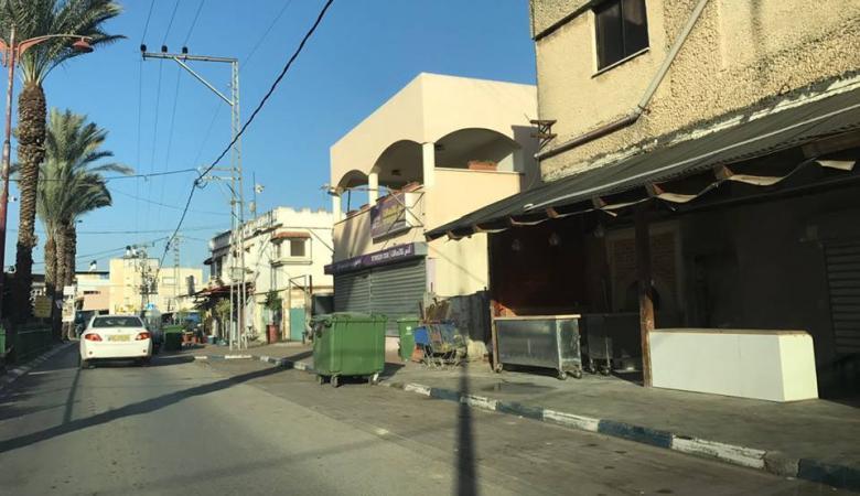 إضراب شامل بالبلدات العربية داخل أراضي 48