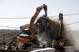 قوات معززة تقتحم بيت جالا لهدم منزل ومطعم