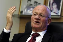 رئيس الموساد السابق : علينا الانفصال عن الفلسطينيين