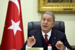 وزير الدفاع التركي : لسنا العثمانيين الجدد