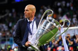 زيدان الى ريال مدريد ! محاولات حثيثة لاعادة الهيبة الضائعة