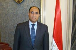 مصر تؤكد أهمية بذل كل الجهود من أجل استئناف عملية السلام