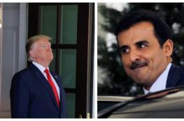 """الامارات :"""" زيارة امير قطر لترامب غير ناجحة وشعار السيادة لا يحفظه الهدر """""""