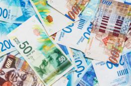 أسعار صرف العملات مقابل الشيقل: استقرار في أسعار صرف الدولار والدينار