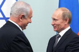نتنياهو وبوتين يؤكدان على ضرورة التنسيق العسكري في سوريا