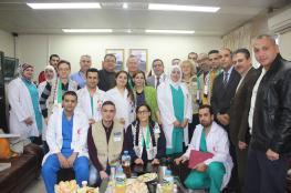 الصحة: وفد طبي إيطالي يجري 31 جراحة معقدة في رفيديا
