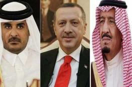 أردوغان يهاتف زعماء 6 دول ضمن مساعيه لإنهاء الأزمة الخليجية