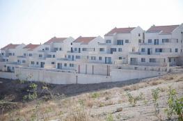 700 وحدة استيطانية جديدة في القدس