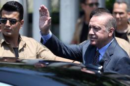 أردوغان : الدول المحاصرة لقطر لم تحترم تركيا
