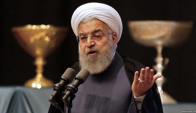 روحاني : ترامب ليس وفيا ولا يحترم الاتفاقيات الدولية