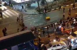 جندي ايراني يقتل 3 من ضباط الشرطة جنوب البلاد