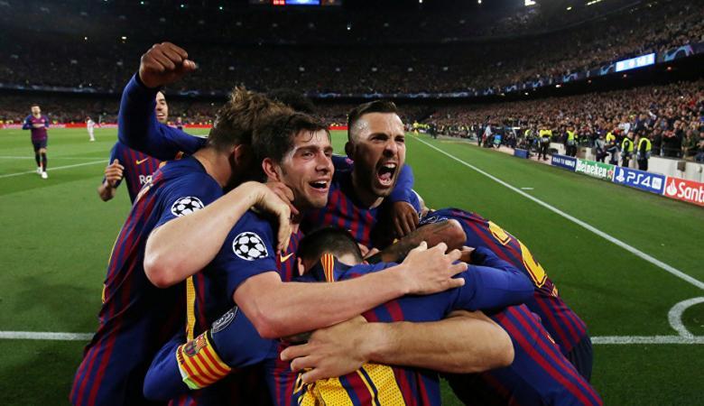برشلونة يعلن إصابة نجمه