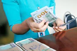 الدولار ينخفض الى أقل سعر له مقابل الشيقل منذ 30 يوماً