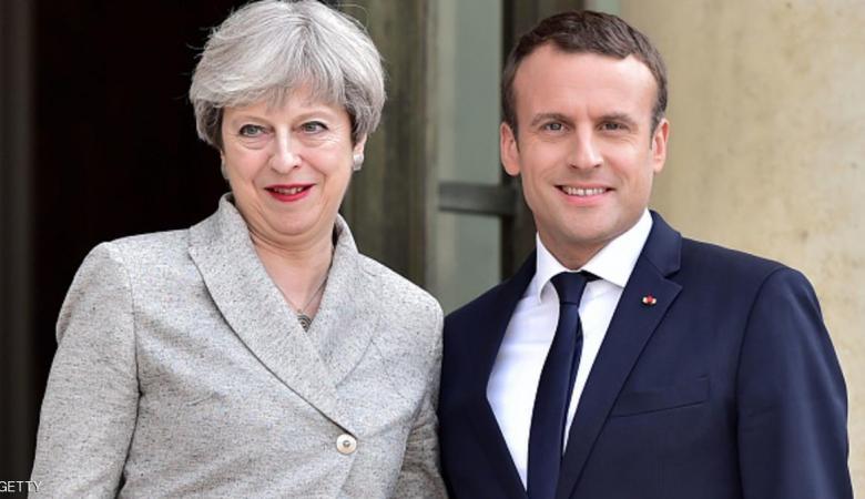 فرنسا وبريطانيا تطلقان حملة مشتركة لمحاربة الإرهاب