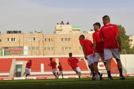 الفدائي يستهل مشواره في بطولة غرب آسيا بمواجهة اليمن