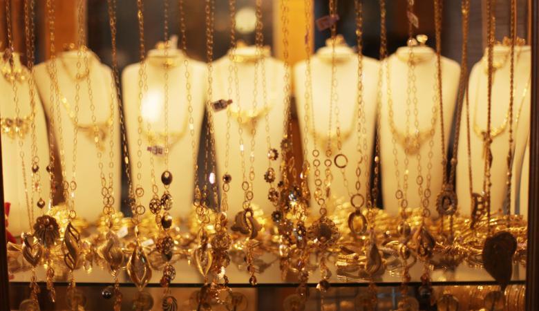الاكبر منذ أسبوعين ..ارتفاع  على أسعار الذهب