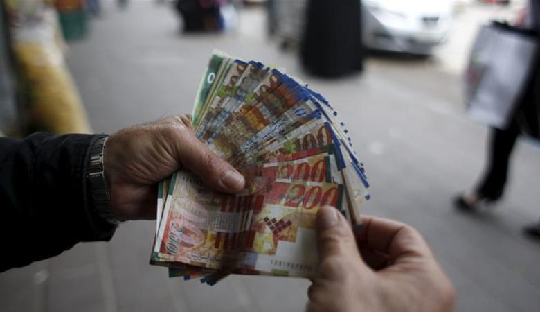 نحو 7 مليار شيقل إيرادات الحكومة من الضرائب في 7 أشهر