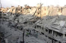 900 مليار $ لإعادة إعمار سوريا