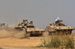 """وزير اسرائيلي : """"نستعد لشن هجوم واسع ضد غزة """""""