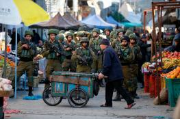 يعلون : لهذه الأسباب لا ينضم اهالي الضفة الغربية لمسيرات غزة