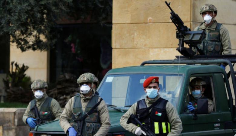 الأردن: 16 اصابة جديدة بفيروس كورونا