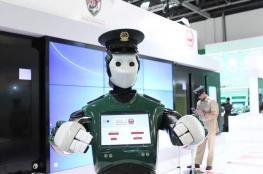 الشرطي الآلي أصبح حقيقة واقعية في شوارع دبي