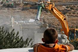 الاحتلال يجبر مواطنا على هدم منزله غرب بيت لحم