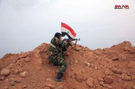 """النظام السوري يواصل تقدمه في السويداء ... و""""داعش"""" يرد بهجمات """"انتحارية"""""""