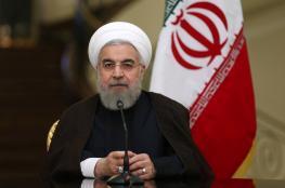 روحاني: إيران تربطها علاقات جيدة مع يهود العالم واسرائيل مدمرة للعالم